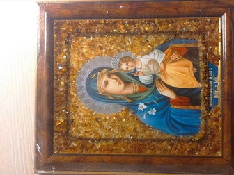 Увидеть foto  Иконы с янтарем 38636481 в Мурманске