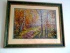 Скачать бесплатно foto Антиквариат, предметы искусства продам вышитую картину ручной работы 43901608 в Муроме