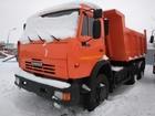 Уникальное изображение Грузовые автомобили Камаз 65115, 2013 г, , самосвал 38585945 в Набережных Челнах