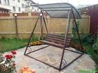 Скачать бесплатно foto  Реализуем садовые качели с доставкой 45058374 в Набережных Челнах