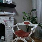 Полуоткрытое кресло