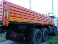 Бортовая платформа на Камаз Производство бортовых платформ в городе Набережные Ч