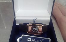Omax часы новое поступление зеркальное стекло