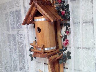 Смотреть foto Птички Скворечники 32772709 в Набережных Челнах