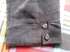Новое фотографию Женская одежда Продам женские бриджи вельветовые темно-фиолетовые 39233956 в Находке