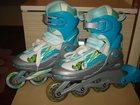 Фото в Спорт  Другие спортивные товары Продам раздвижные роликовые коньки Alpha в Нефтеюганске 1500