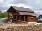 Скачать фотографию Строительство домов Профилированный брус камерной сушки 76769328 в Нефтекамске