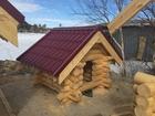 Свежее фото  Строительство теплых домов из бревна, 37340246 в Нижневартовске
