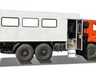 Просмотреть foto Грузовые автомобили Вахтовый автобус КАМАЗ, вахтовка Нефаз, автобус специальный камаз 68113296 в Нижневартовске