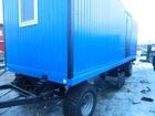 Увидеть фотографию  вагон-дом сибирь-2 на шасси 68301447 в Нижневартовске