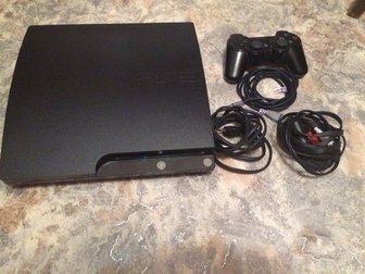 Уникальное изображение Другая техника Игровая приставка Sony PlayStation 3 Slim 32410565 в Нижневартовске