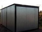 Фото в Недвижимость Гаражи, стоянки Продаю Металлический гараж Пенал из профильного в Балахне 26000