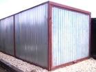 Новое фотографию  Односкатный гараж пенал 37947095 в Сарове