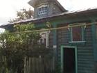 Изображение в   Продаётся деревянный дом 42, 5 кв. м. , земельный в Нижнем Новгороде 1500000