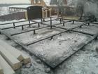 Смотреть foto Строительство домов Свайно винтовой фундамент быстро 39315559 в Нижнем Новгороде