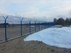 Увидеть foto  Монтаж инженерных заграждений из колючей проволоки Егоза 61013546 в Нижнем Новгороде