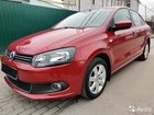 Volkswagen Polo 1.6 AT, 2011, 104 000 км