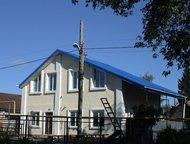 жилой, 2-х этажный, кирпичный дом в д, Зелецино (Нижегородская обл, Кстовский ра