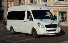 Услуги комфортного микроавтобуса Мерседес