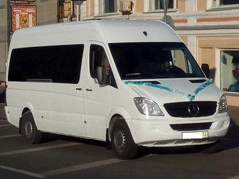 Уникальное фото Микроавтобус Услуги комфортного микроавтобуса Мерседес 16837046 в Нижнем Новгороде