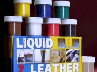 Скачать бесплатно foto Разное Жидкая кожа – Ваш помощник при качественном ремонте кожаной мебели за 15 минут 29973320 в Уфе