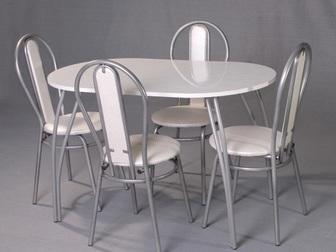 Уникальное foto Кухонная мебель Стол обеденный для малой кухни 34225901 в Нижнем Новгороде