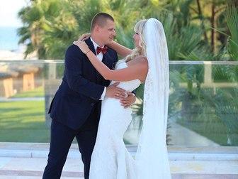 Скачать изображение  Продам брендовое свадебное платье от итальянского дизайнера 40255946 в Москве