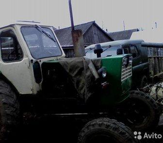 Трактор Беларус МТЗ-320.4М (3LD-20 ММЗ) с пневмосистемой.