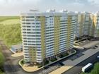 2х комнатная квартира в новом строящемся ЖК Высокий берег. Д