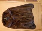 Фотография в   Продам полушубок норковый, цвет орех, в идеальном в Норильске 40000