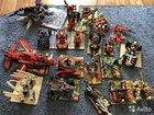 Lego Ninjago, Technic, HeroFactory, Chima