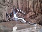 Фотография в Недвижимость Продажа домов Продаю украшение на ГАЗ 24 Волга. Олень устанавливался в Новочебоксарске 1500
