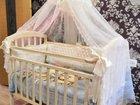 Детская кроватка для вашего малыша