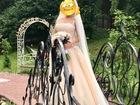Смотреть фотографию  Продам свадебное платье с фатой 39907933 в Новокузнецке