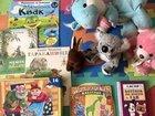 Игрушки и книги детские