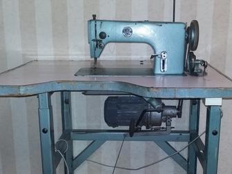 Свежее изображение Швейные и вязальные машины Промышленная швейная машина 1022кл, 37789827 в Новокузнецке