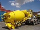 Просмотреть изображение Бетономиксер Миксер, автобетоносмеситель дешевле до 50 %, благодаря сменным контейнерам, Съёмные грузовые модули – 6 вариантов на 1 грузовик 37947988 в Новороссийске