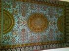 Скачать фотографию Ковры, ковровые покрытия продам ковер 2 х 3 м, шерсть, синий 58369161 в Новороссийске