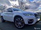 BMW X6 3.0AT, 2014, 75000км