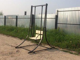 Скачать изображение Мебель для дачи и сада Садовые, разборные качели в Новошахтинске 38544015 в Новошахтинске
