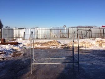 Новое фотографию Мебель для дачи и сада Кровати металлические в Новошахтинске 38544152 в Новошахтинске