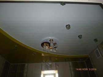 Смотреть фото Ремонт, отделка Натяжные потолки 39335281 в Новошахтинске