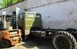 Грузовой автомобиль ГАЗ-66 шасси с лебедкой,