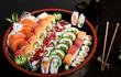 Продуются 2 точки «суши на вынос» с большой