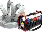 Изображение в Электрика Электрика (услуги) Любые виды электромонтажных работ. Качес в Новосибирске 0