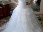 Свежее фотографию Свадебные платья Продам новое красивое свадебное платье и фату! 33013084 в Новосибирске