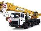 Увидеть foto  Заказ автокрана от 12 до 25 тонн в Новосибирске 33139584 в Новосибирске