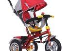 Просмотреть фотографию Разное Детский трехколесный велосипед 34240791 в Новосибирске