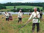 Фотография в Услуги компаний и частных лиц Разные услуги Осуществляем покос травы любого объёма по в Новосибирске 0