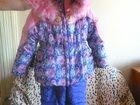Фото в   Продам зимний костюм фирмы KIKO на девочку, в Новосибирске 1000